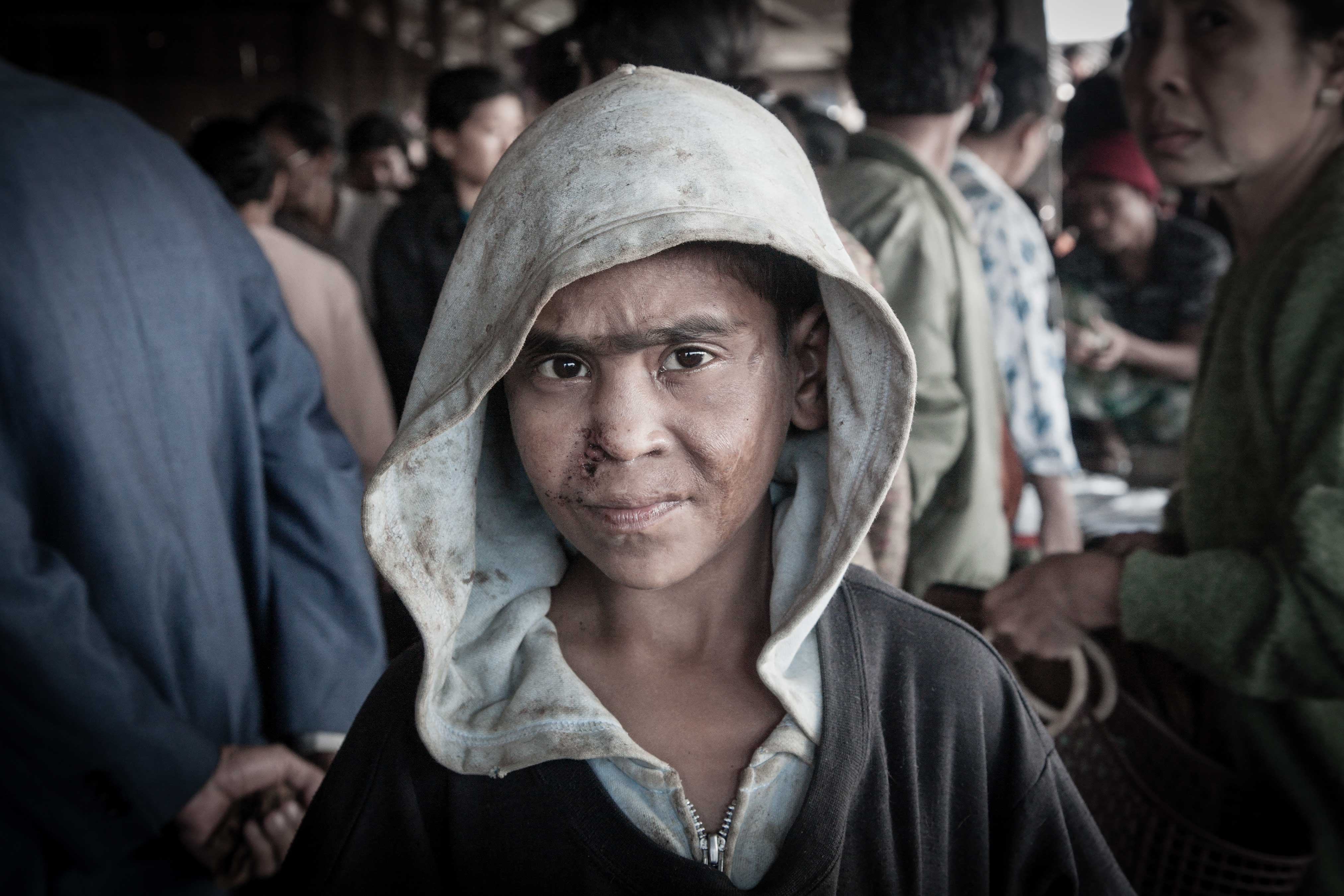 Sittwe - Burma